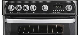 Cannon Carrick L60 gas cooker