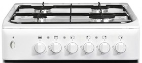 Indesit Double Cavity 50cm Gas Cooker