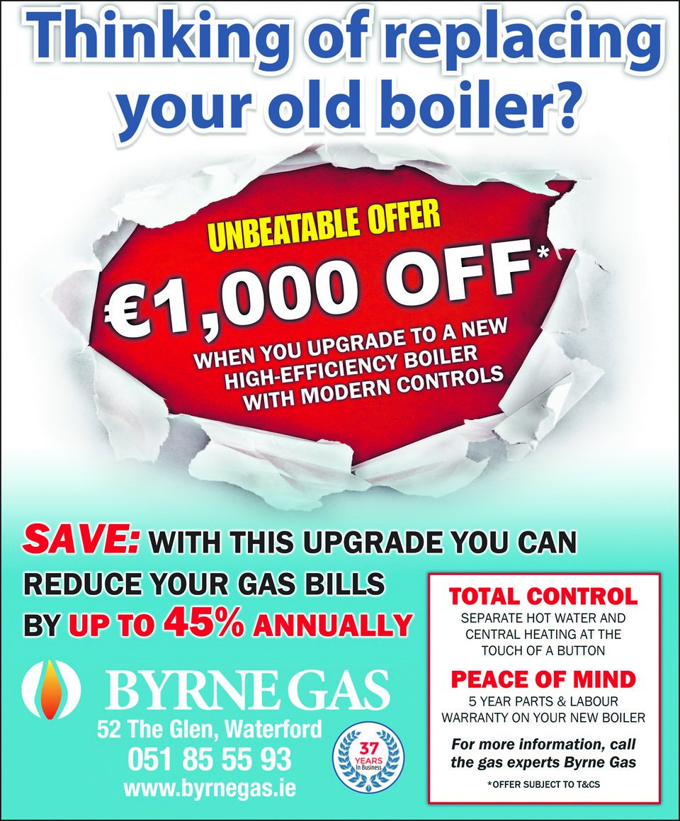 Byrne Gas - Waterford | Fires, Boiler Service and Installation ...