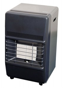 Flogas Superser Gas Heater