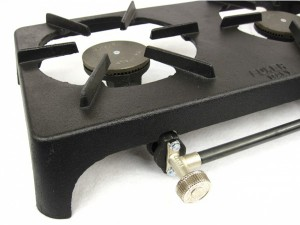 Foker double ring burner